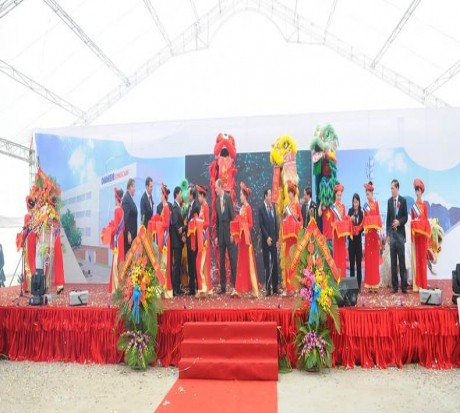 news - Damen Song Cam shipyard opened in Vietnam - FMO